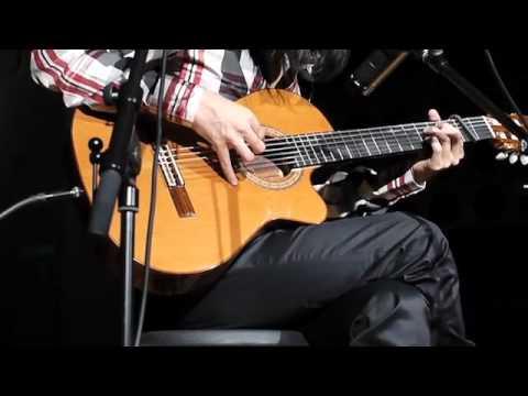 "Miku Hatsune - ""Scissorhands"" On Guitar By Osamuraisan 「シザーハンズ」"