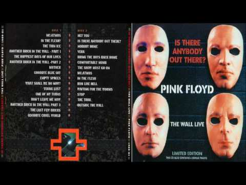 Pink Floyd: Is There Anybody Out There?  The Wall 2CD - 2000