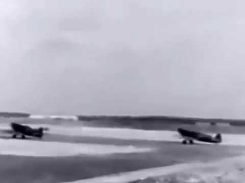 No 442 Squadron RCAF Spitfire 2 TAF 1944-45