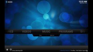 Kodi - Fusion TVAddons Install & Configure - Phoenix Addon