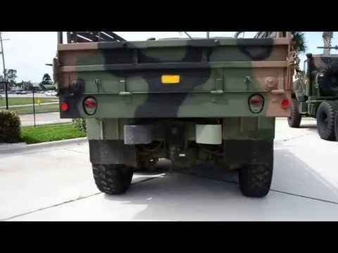 1990 BMY M923 A2 Troop Truck Classic cars for sale Stuart, Florida 34997