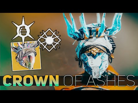 Crown of Tempests + Arc Web (Crown of Ashes)   Destiny 2 Builds