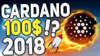 Криптовалюта Которая Войдет в ТОП 3 уже в 2018 Стоимость Cardano Прогноз