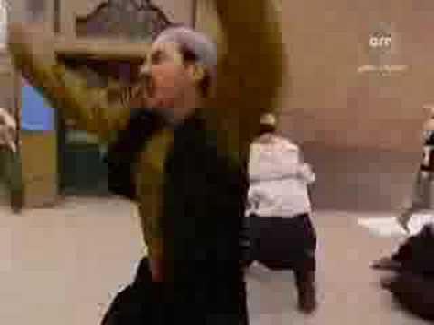 Bab Al Hara Knife Fight (part2) - YouTube