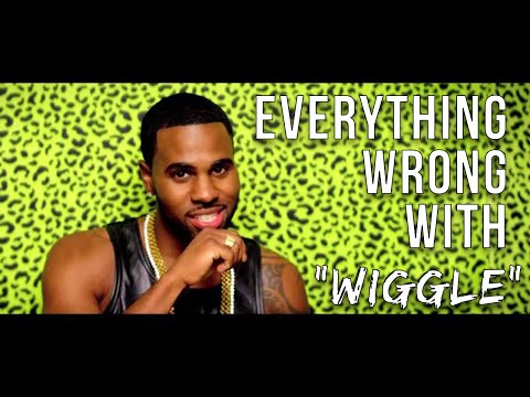 "Everything Wrong With Jason Derulo - ""Wiggle"""