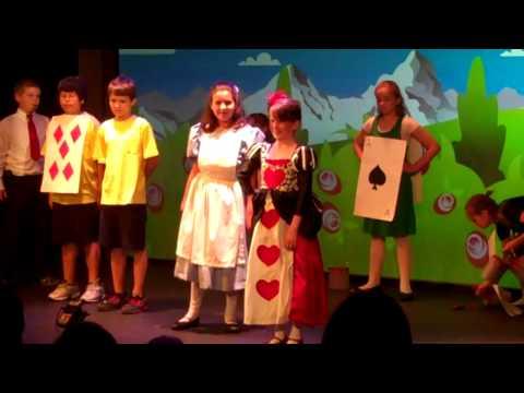 Alice in Wonderland, Jr. - The Queen of Hearts