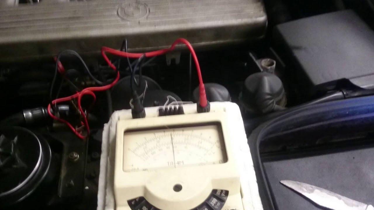 bmw m 51 глохнет на ходу двигатель