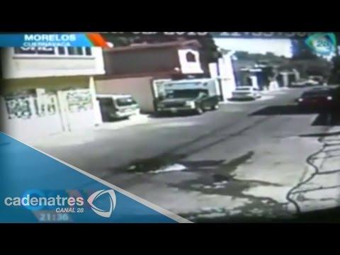 Continúan los asaltos en Cuernavaca Morelos