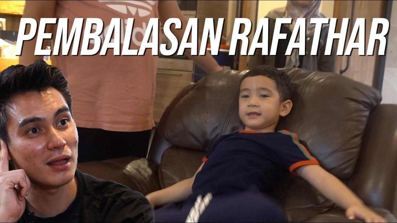 PRANK PEMANASAN RAFATHAR KE OM BAIM - PART 1