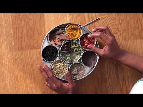 Spice For Life Masterclass 1 - Everything You Need To Know About Indian Spices!