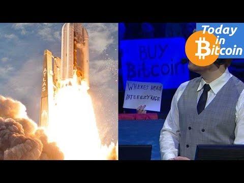 Today in Bitcoin (2017-08-13) -  Bitcoin $4000 - DOTA sign - Russian Central Bank