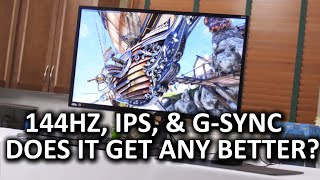Acer Predator XB270HU 144Hz IPS G-Sync Monitor - The best I have ever seen?