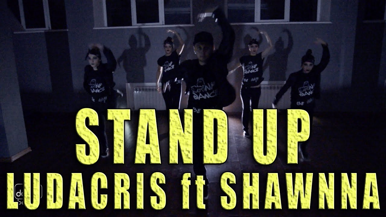 Ludacris - Stand Up ft  Shawnna / CHOREOGRAPHY BY OLEG ANIKEEV / ANY DANCE