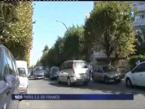 Rixe entre bandes armées devant un lycée à Thiais