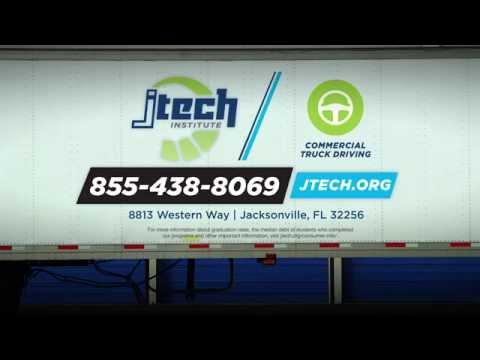 J-Tech Commercial Truck Driving School In Jacksonville
