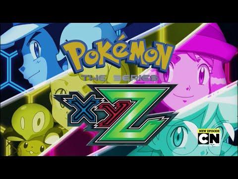Pokemon XYZ English Intro