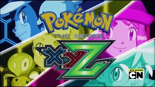 Pokemon XYZ English Intro