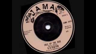 B.B. SEATON - BORN FREE / FREE UP THE DUB (JAMA)