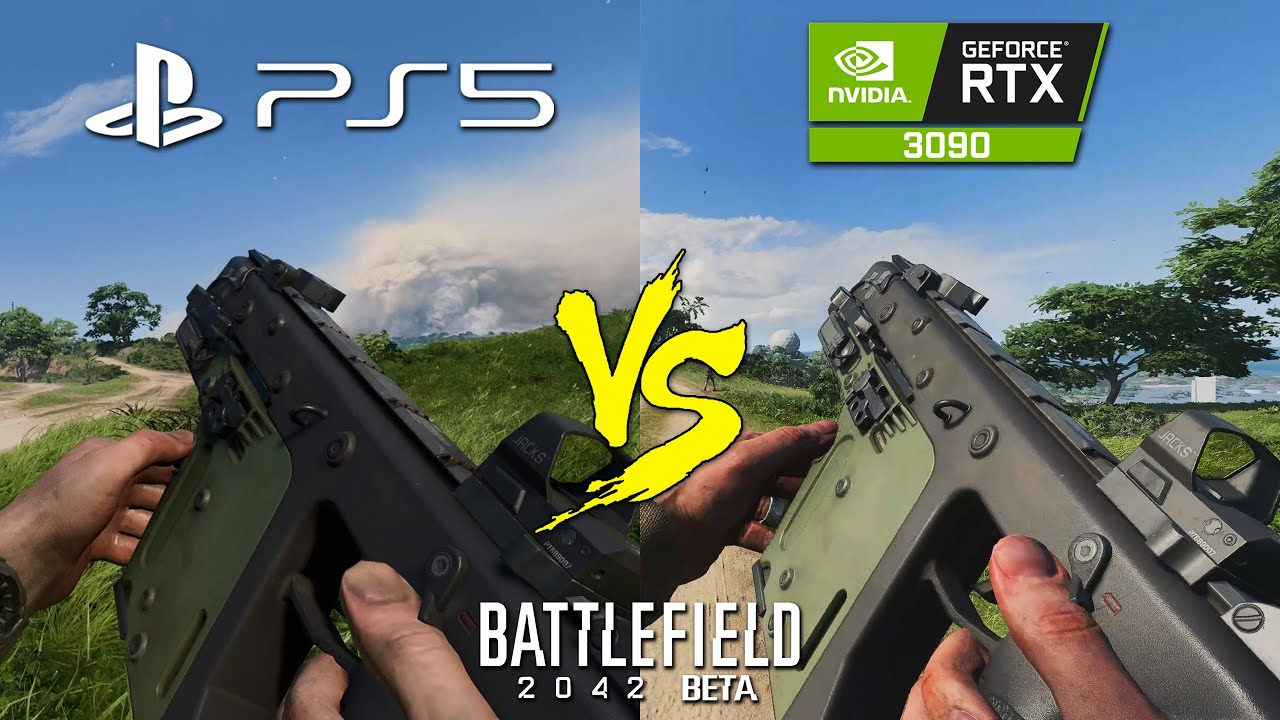 Download PS5 vs PC for Battlefield 2042 | (Which Platform Played the Best?)