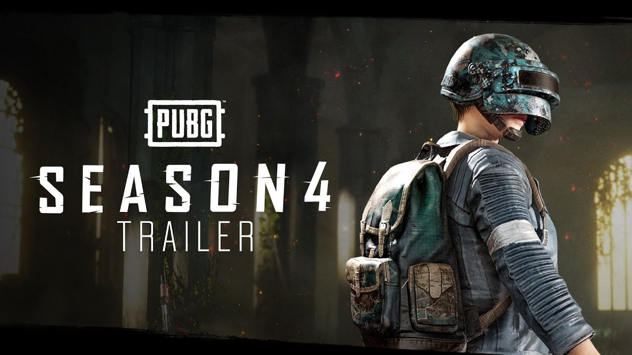 PUBG Season 4 is live now, with an overhauled Erangel and a