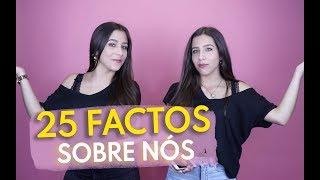 25 FACTOS SOBRE NÓS! | Gémeas Castilho
