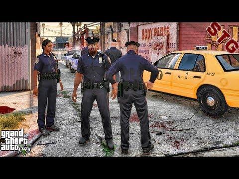 GANG UNIT PATROL!!!| #85 (GTA 5 REAL LIFE PC POLICE MOD)