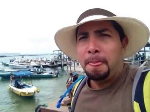 Cómo llegar de Puerto Ayora a Isabela - Galápagos