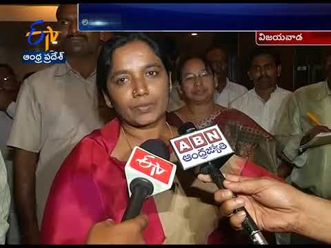Work Shop on National Food Security Act | Held in Vijayawada | Minister Sunita Attends