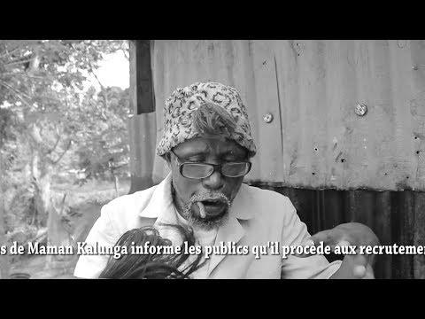 Nouveauté Theatre Congolais  QUEL EST VOTRE CHOIX? VOL 1  Groupe les Capables de Maman Kalunga.