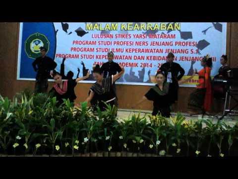 TARI MUSIKAL PUTRI MANDALIKA LOMBOK By STIKES Yarsi & SMK Yarsi
