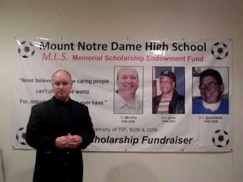 2010 Mount Notre Dame High School  MND MLS UPDATE  ( EVENT DATE  June 2010 )