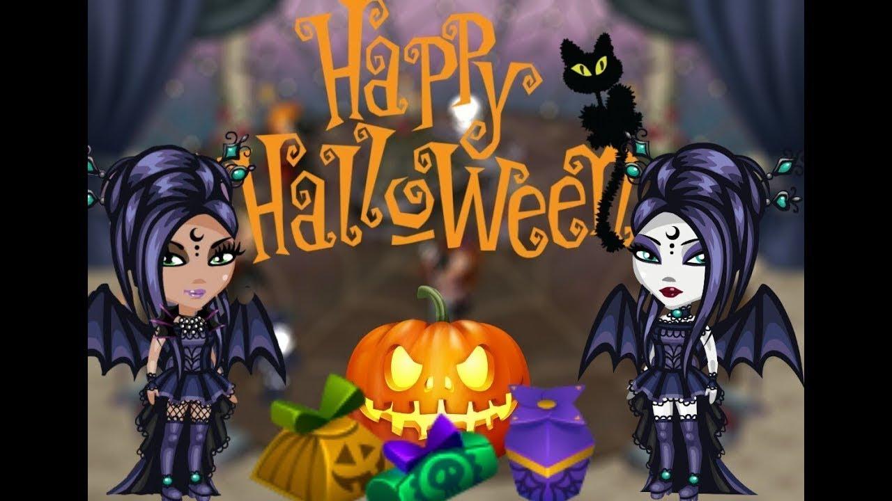 Картинки хэллоуин в аватарии
