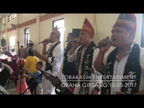 Pesta adat batak @graha girsang with tobakasih entertainment || Eleqma trio