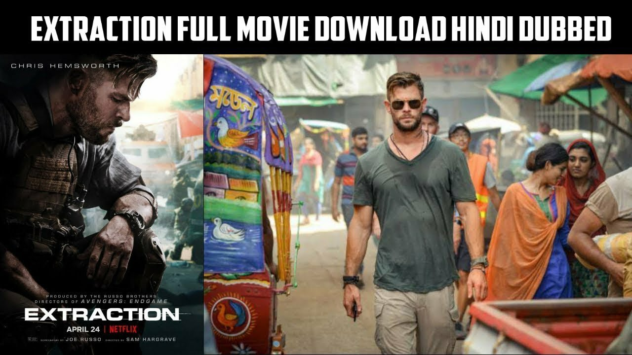 New Movie By Chris Hemsworth Extraction Free Download Youtube