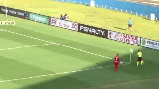 Goianão 2017: Gols da vitória do Itumbiara diante do Vila Nova no Serra Dourada