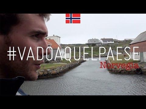 #vadoaquelpaese Norvegia