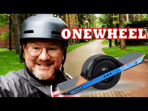 Как правильно кататься на OneWheel | ЖИЗНЬ РЕСТОРАТОРА | Выпуск 19