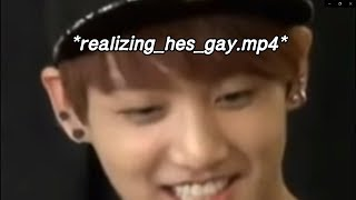 bts being gay for 10 minutes straight on crack