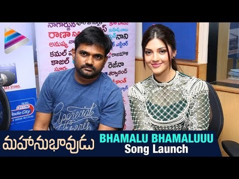 Mehreen Pirzada & Maruthi Rapid Fire Interview with RJ Bhargavi | Mahanubhavudu Movie | Sharwanand