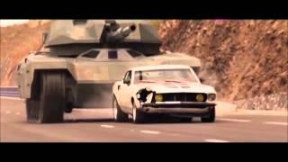 """Погоня за танком з фільму """"Форсаж 6"""" під трек Terravita - Zeitgeber"""