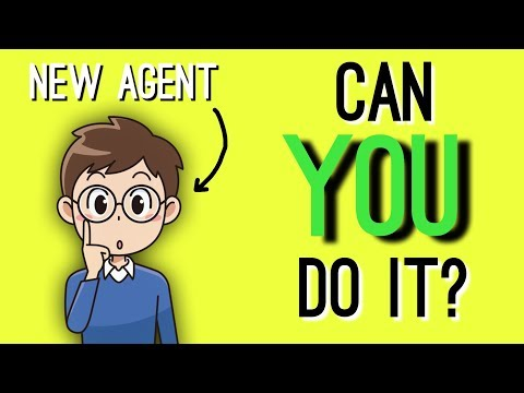Can A BRAND NEW Real Estate Agent Be Successful FAST?