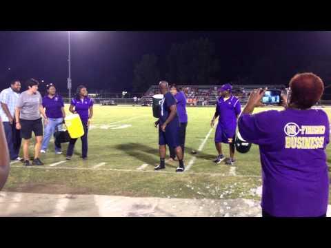Tarboro High School ALS Ice Bucket Challenge