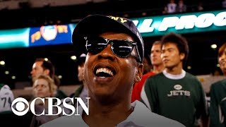 NFL's deal with Jay-Z scrutinized for not including Kaepernick