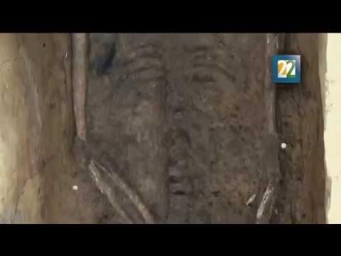 Localizan los restos de 4 de los primeros colonos en Jamestown