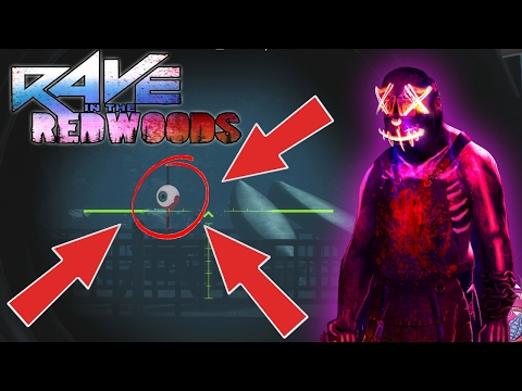 5 Hidden Easter Eggs You Missed in Rave in the Redwoods (Infinite Warfare: 5 Things)