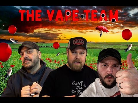 The vApe Team Episode 141- NOT A CLICK BAIT TITLE
