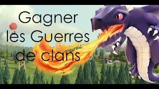 [Clash of clans] Gagner les Guerres de clans Facilement Dragons HDV8