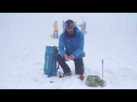 Arc'teryx Alpine Academy - Equipment for Crevasse Rescue