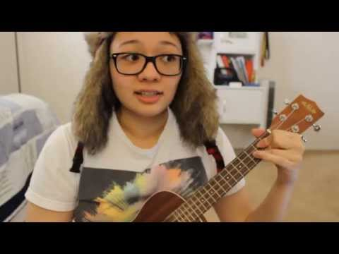 Adventure Time Theme Song FAIL (Ukulele) || RoomService