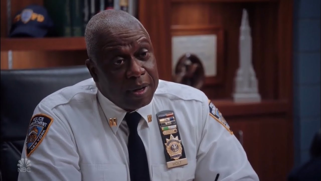 Download Captain Holt And Kevin Break Up | Brooklyn 99 Season 8 Episode 1